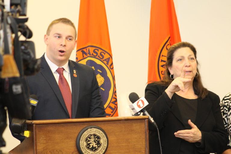 Lafazan proposes bill to require American Sign Language interpreters at Nassau emergency briefings