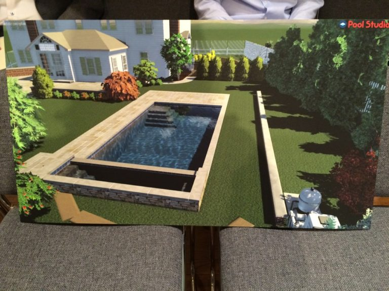 Roslyn trustees approve pool in hillside district home