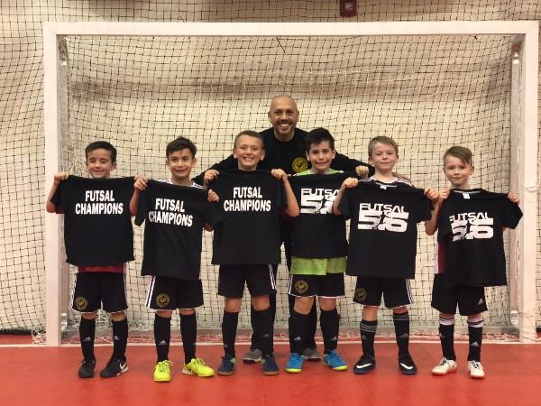 Mineola Portuguese Soccer Club teams win championships