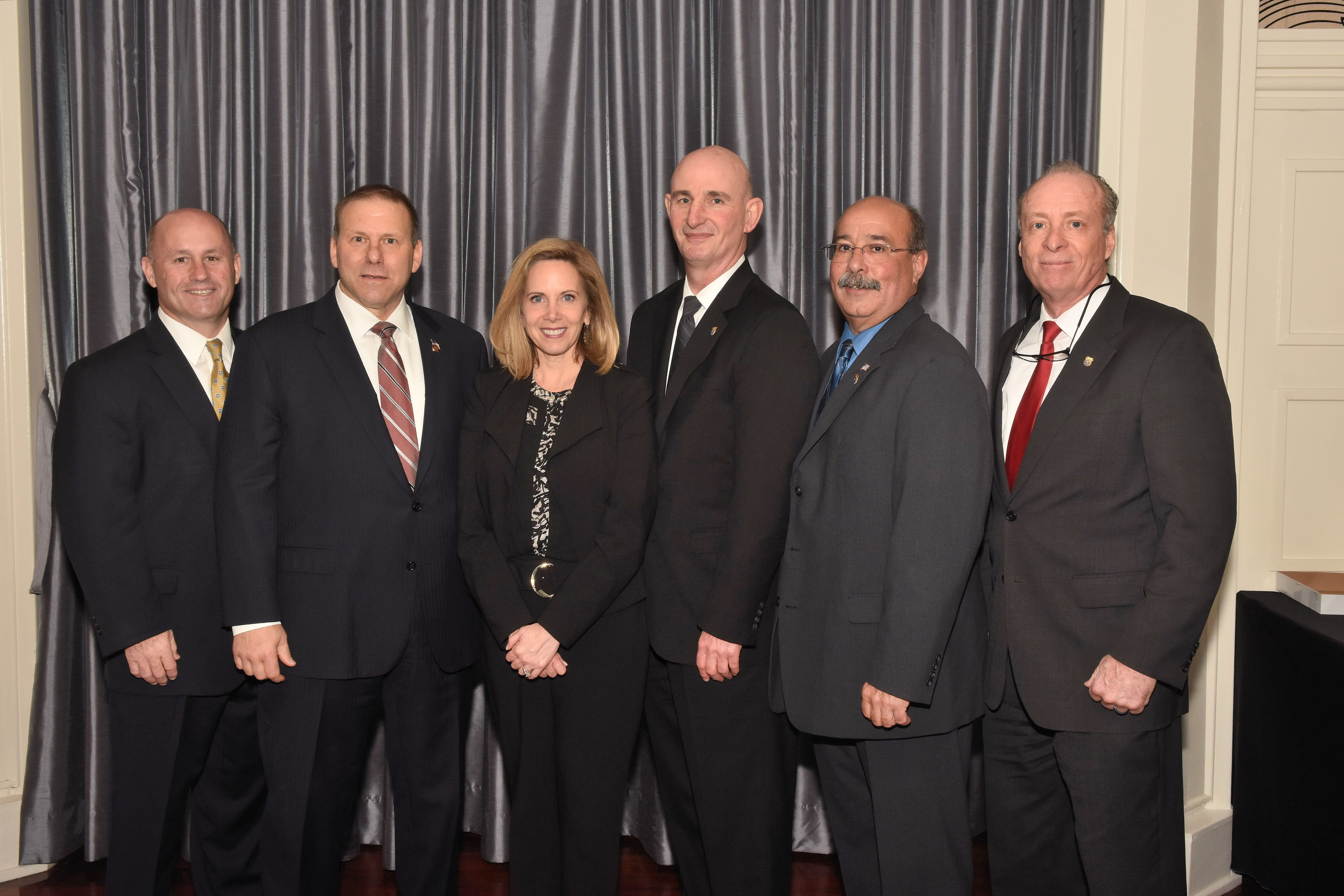 rockville centre police department commissioner charles gennario hempstead town supervisor laura gillen garden city police commissioner and chiefs - Garden City Police Department