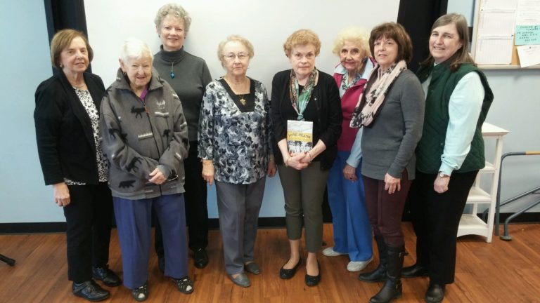 Local author discusses Long Island suffragists with Floral Park Historical Society