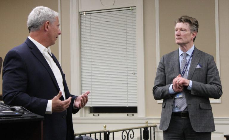 Manhasset community voices concerns over Seafield Services