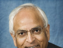 Kanti Rai to offer Lecture on Diseases of the Blood. (Photo courtesy of Temple Emanuel)