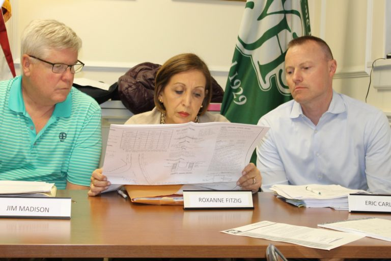 Plandome Heights Planning Board continues subdivision hearing with new members