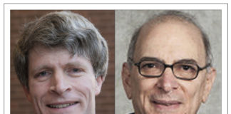 Richard W. Painter & Nick Akerman will dialogue at Emanuel. (Photos courtesy of Temple Emanuel)