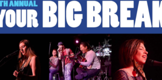 Five will be vying for their own big break on Saturday, in hopes of securing a management deal and a chance to perform in a major venue. (Photo courtesy of Rick Eberle Agency)