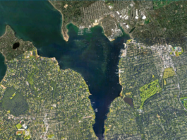 Manhasset Bay's water quality has improved overall, a new report suggests, although it recommends continued vigilance. (Photo from Manhasset Bay Protection Committee report)