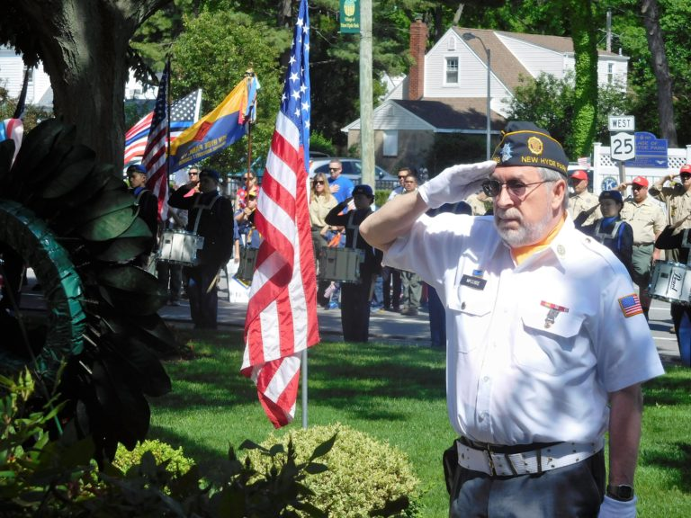 New Hyde Park, Floral Park host annual Memorial Day parades