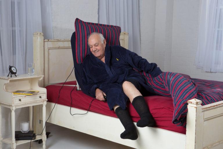 Manhasset resident develops Abelift, allows bedridden users to remain independent