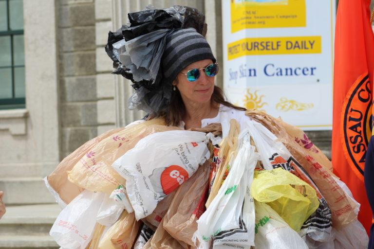 Democrats propose plastic bag fee for Nassau County stores
