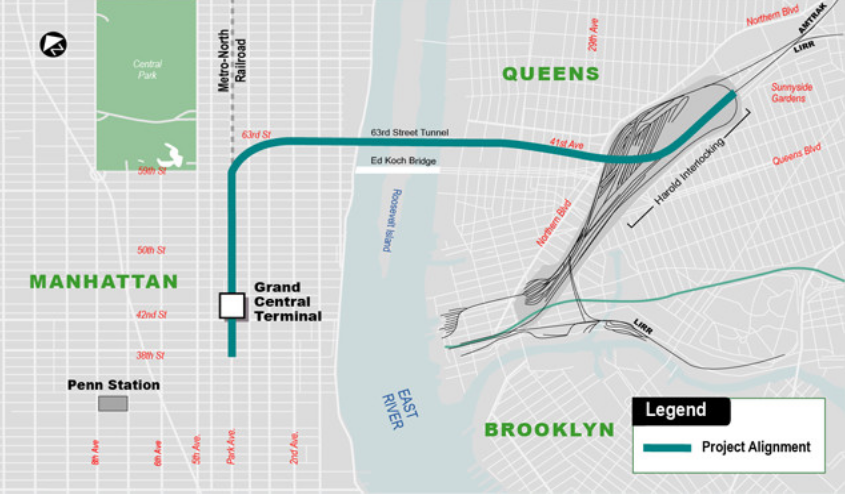 Mta Reaffirms Commitment To Complete East Side Access