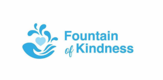 Melody Zar Aziz said she founded a non-profit to help spread kindness around the community. (Photo courtesy of Fountain of Kindness)