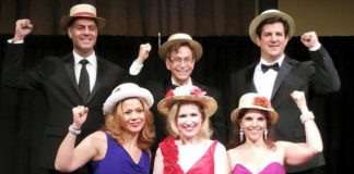 Broadway Showstoppers will perform a musical revue at the Main Library. (Photo courtesy of the Great Neck Library)