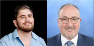 Perry Spector and Barton Sobel are two of three candidates vying for two seats on Village of Great Neck Board of Trustees. (Photos courtesy of the candidates)