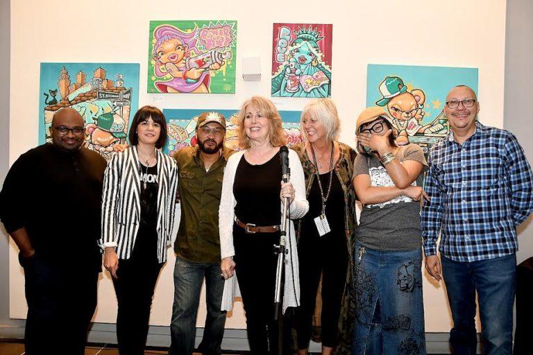'URBAN POP' Exhibit comes to the Gold Coast