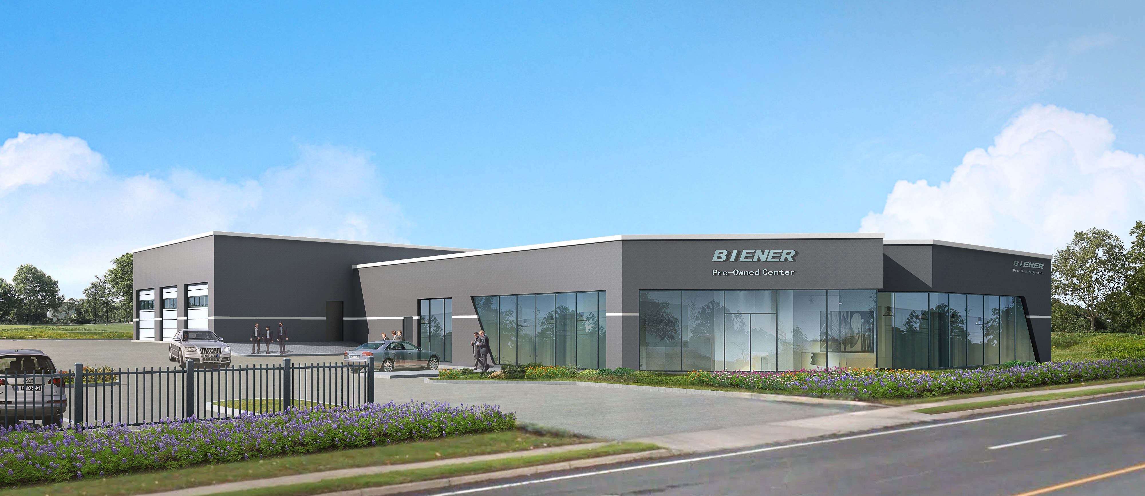 Former Steakhouse Property To Be Site Of Biener Audi