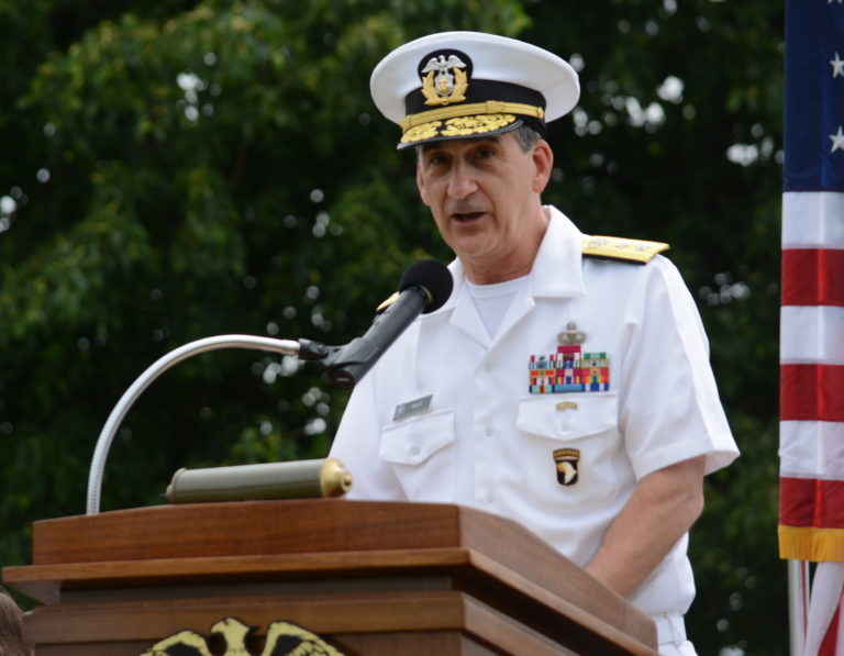 Search begins for new USMMA superintendent