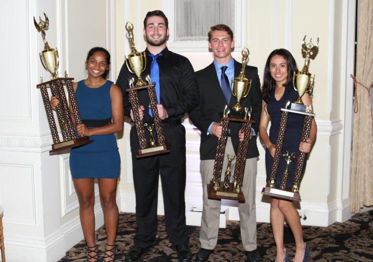 Sports banquet honors Herricks athletes