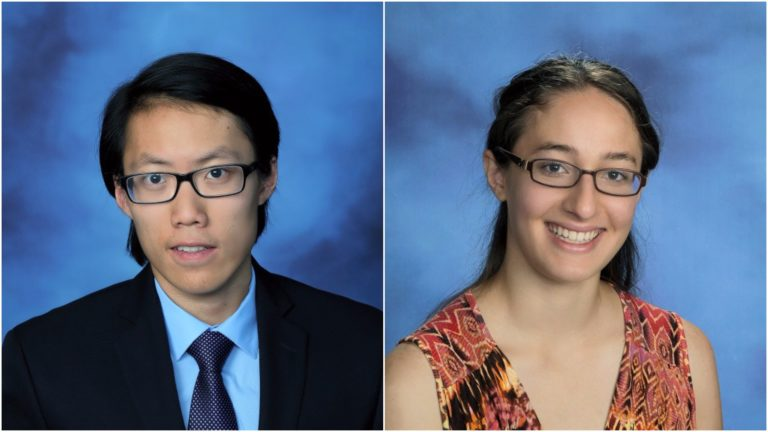 Floral Park's top two students to pursue medicine, history