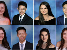 Eight students from Great Neck North and Great Neck South were award recipients. (Photos courtesy of Great Neck Public Schools)