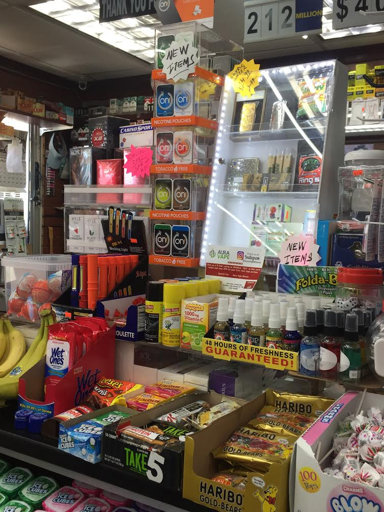 Proposed Nassau bill would place vaping products behind counter