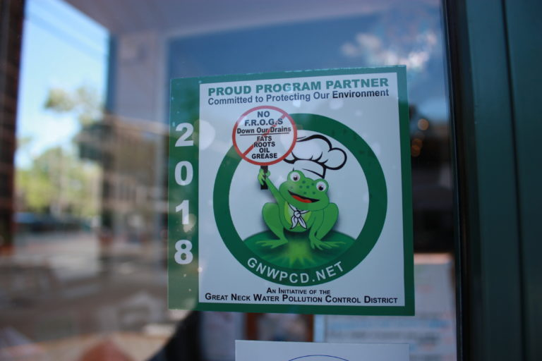 GNWPCD partners with local restaurants to protect the environment