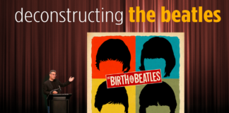 """The """"Deconstructing the Beatles"""" series is returning to the Gold Coast International Film Festival. (Photo courtesy of the Gold Coast International Film Festival)"""