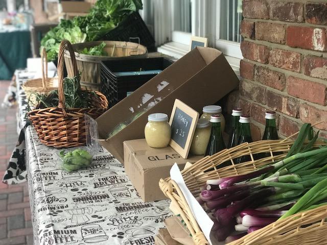 Old Westbury kicks off second year of village farmers' market