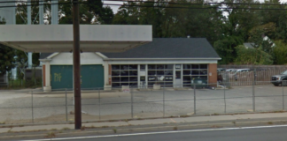 Thomaston trustees held off on approving modifications to site and building plans for a proposed Tower Ford facility at 655 Northern Boulevard. (Photo from Google Maps)