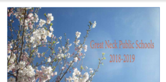 The Great Neck Public Schools' calendar for the school year is now online. (Photo from the Great Neck Public Schools)