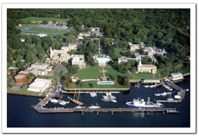The U.S. Merchant Marine Academy released its 2018-23 strategic plan on Tuesday. (Photo from MARAD)