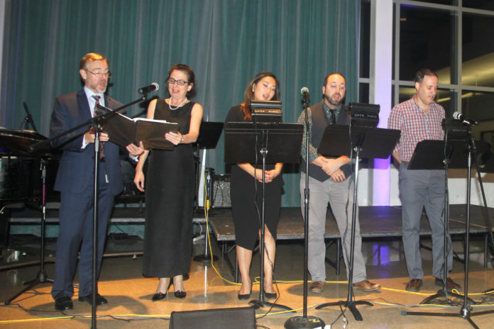 The Great Neck Public Schools will be hosting their annual faculty recital on Oct. 24 at 7 p.m. at South High School. (Photo by Jessica K. Vega)