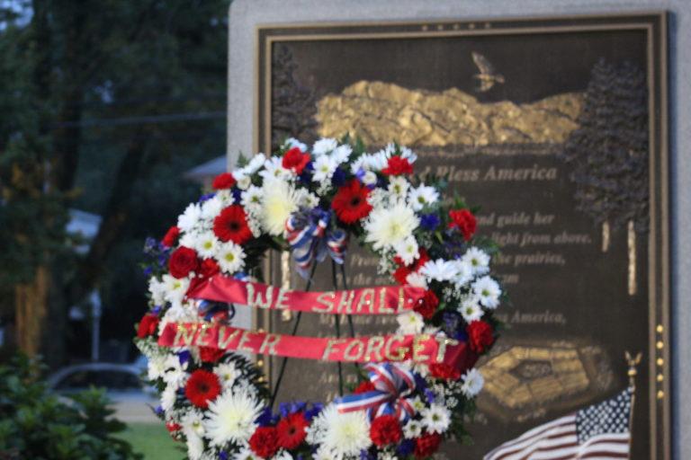 Keep telling 9/11 stories of heroism, strength: Strauss