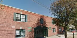 Two partners of Kaye & Lenchner, a now closed Mineola-based firm face charges of grand larceny. (Photo from Google Maps)