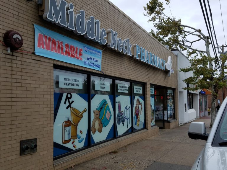 Middle Neck Pharmacy in Great Neck slated to close