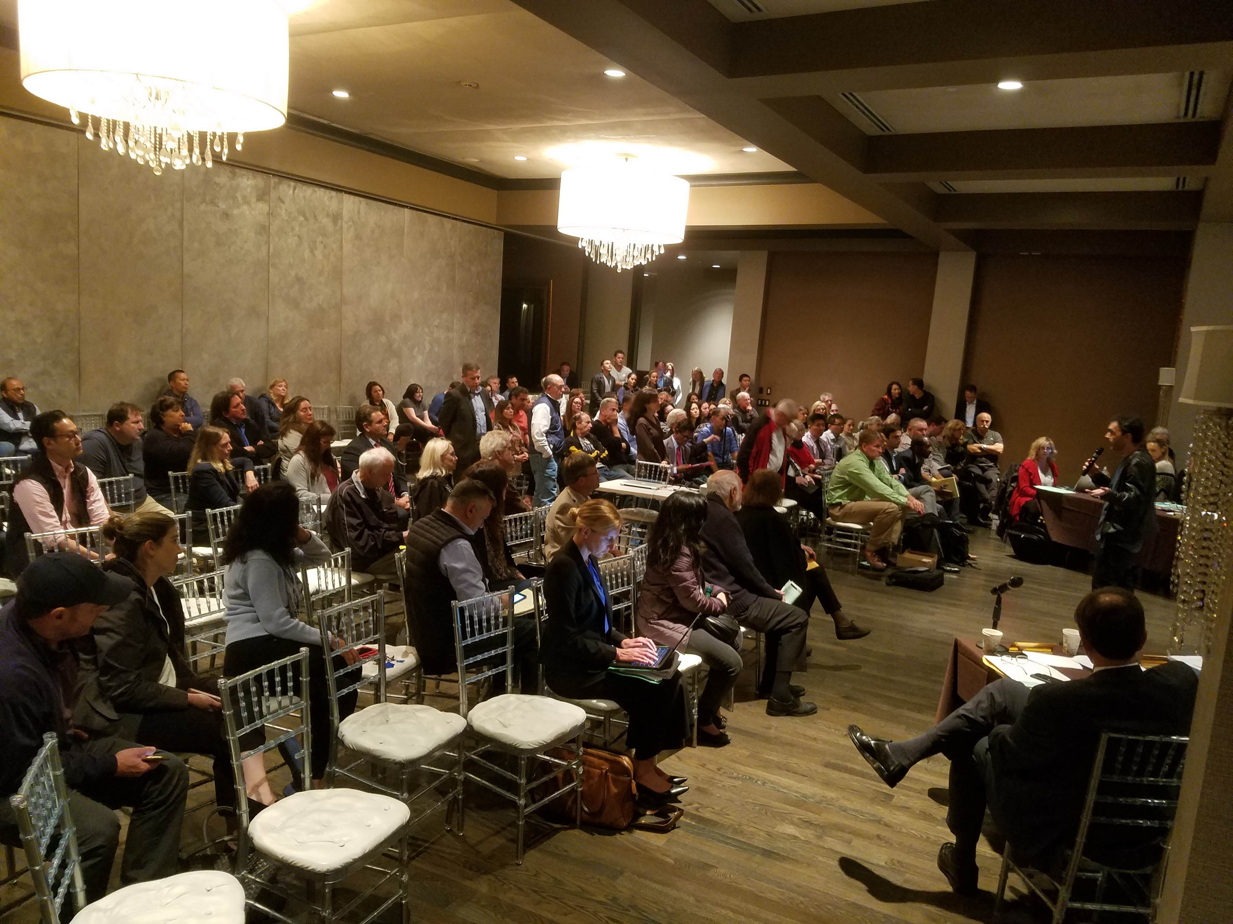 Lake Success residents blast cell node proposal - Great Neck News