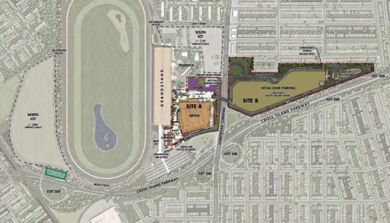 Empire State Development extends Belmont comments deadline