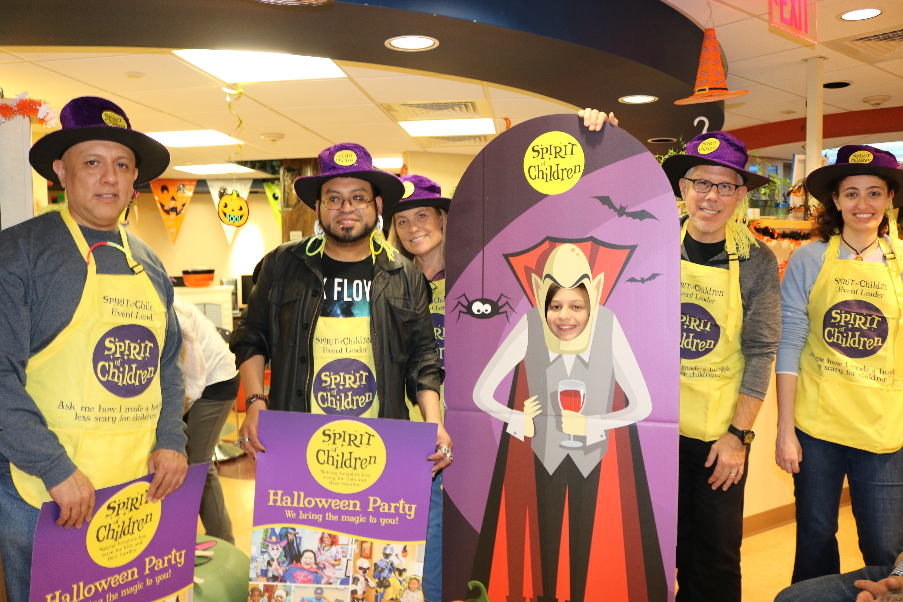 """nyu winthrop cancer center for kids becomes less scary with """"spirit"""