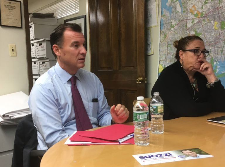 Suozzi and Problem Solvers Caucus meet with Trump