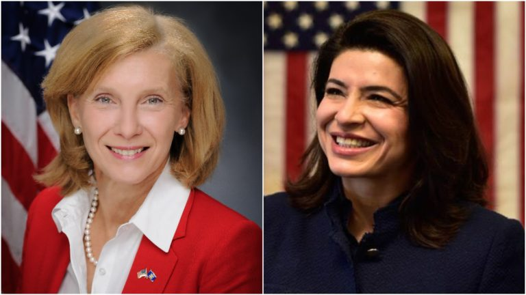Mailers cast one-sided narratives in Kaplan-Phillips race