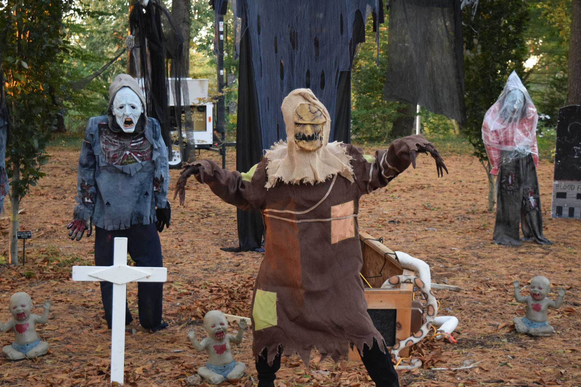 North Hempstead to host Spooky Walk and Not-So-Spooky Walk in Clark ...
