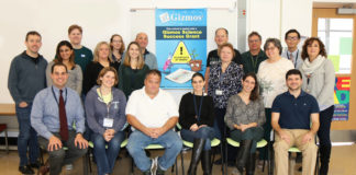 On Nov. 8, secondary science teachers from across Great Neck Public Schools attended a full day of professional development funded through the Gizmos Science Success Grant by ExploreLearning. (Photo courtesy of the Great Neck Public Schools)