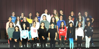 North Middle will present an evening of One Act plays on Nov. 20. (Photo by Bill Cancellare)
