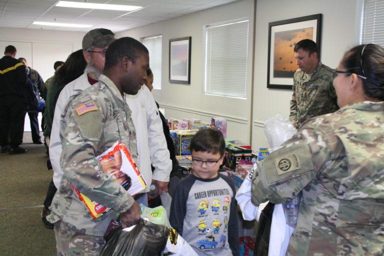 Local volunteer delivers supplies to Fort Bragg, Camp Lejeune