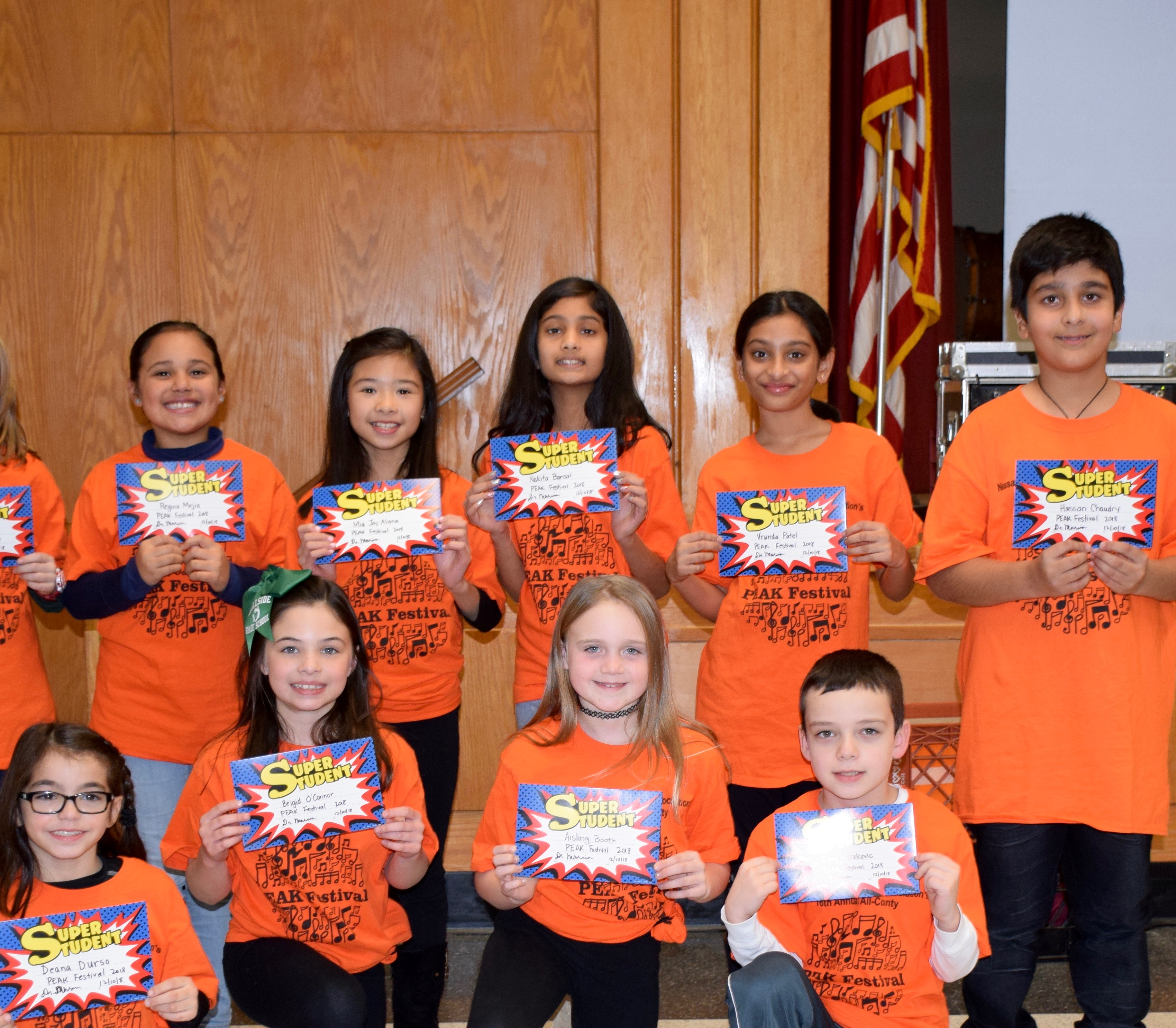 Student Musicians Honored In New Hyde Park Garden City Park School News The Island Now