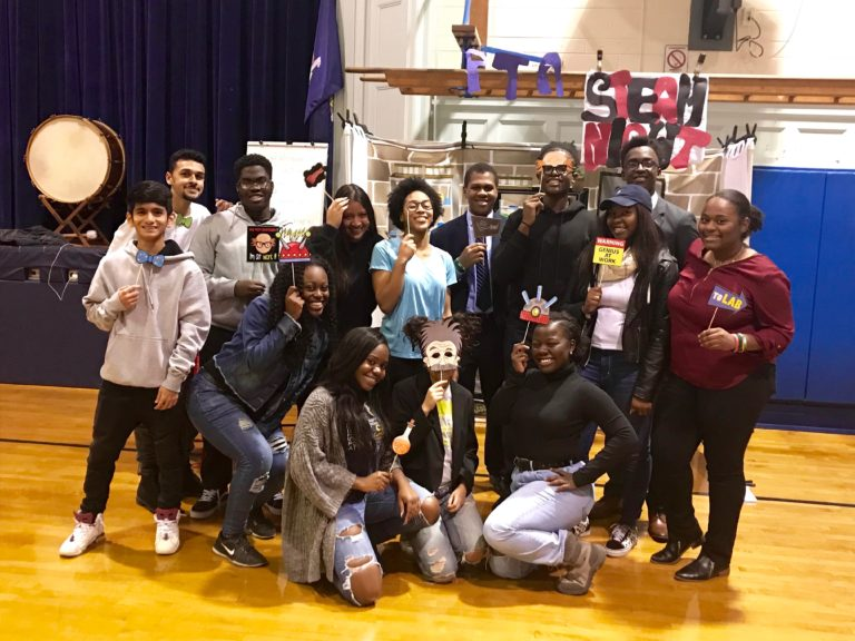 Elmont students provide expertise at science festival