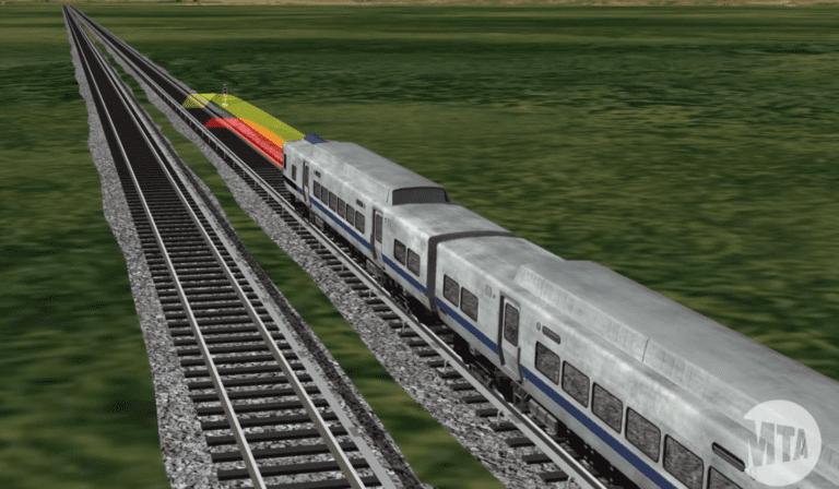 Port Washington LIRR branch pioneers new safety technology