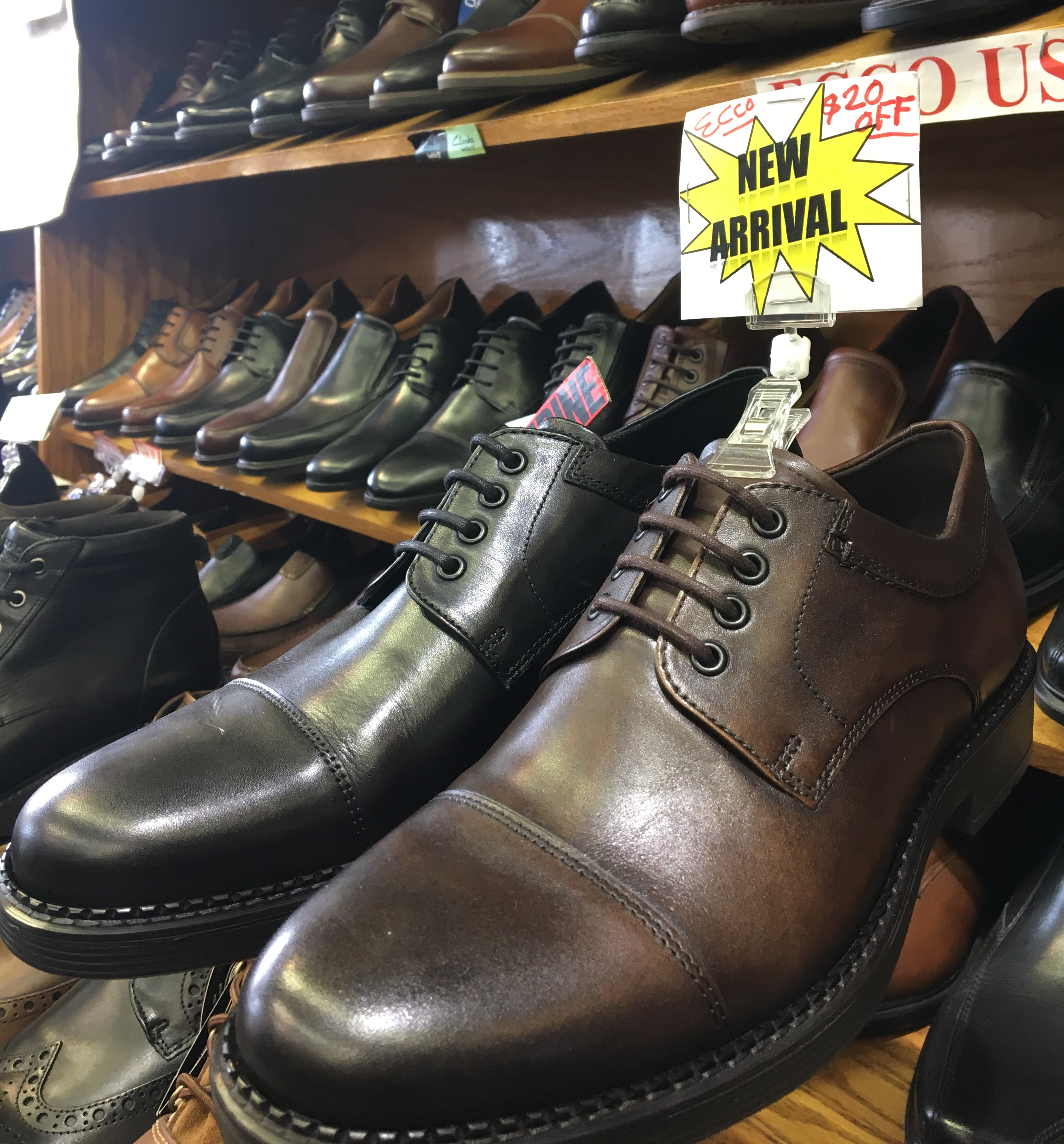 3044ce86d01 Eric Comfort Shoes steps into 76th year - News - The Island Now