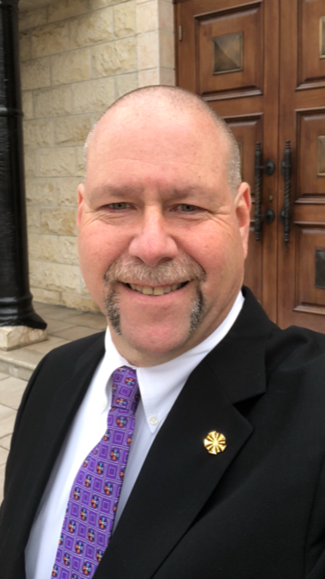 Brian Morris, a former fire chief of the Manhasset-Lakeville Fire Department, is running uncontested. (Photo courtesy of Brian Morris)