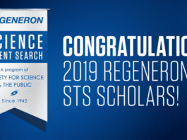 More than 100 students from Long Island were named Regeneron Science Talent Search Scholars. (Photo from Regeneron)